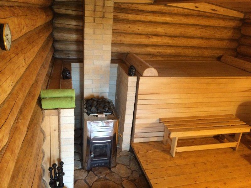 Гостевой дом, баня на дровах Серебряное Копытце, location de vacances à District de Volga