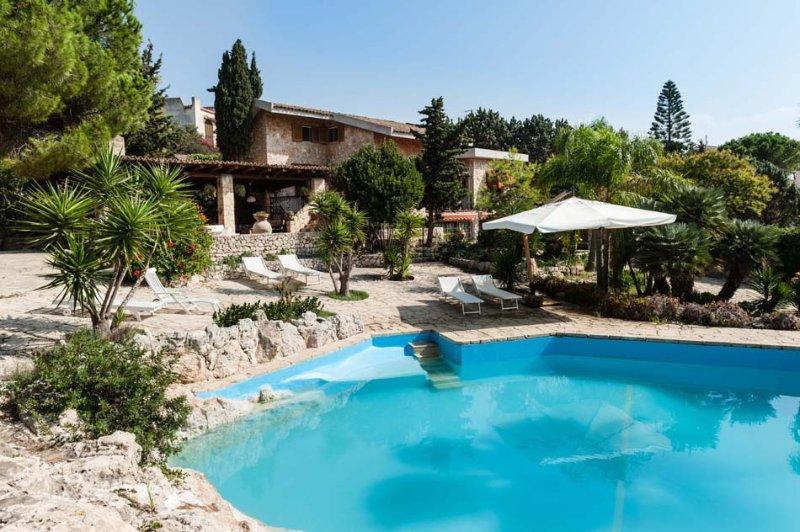 Villa Smeralda, holiday rental in Plemmirio