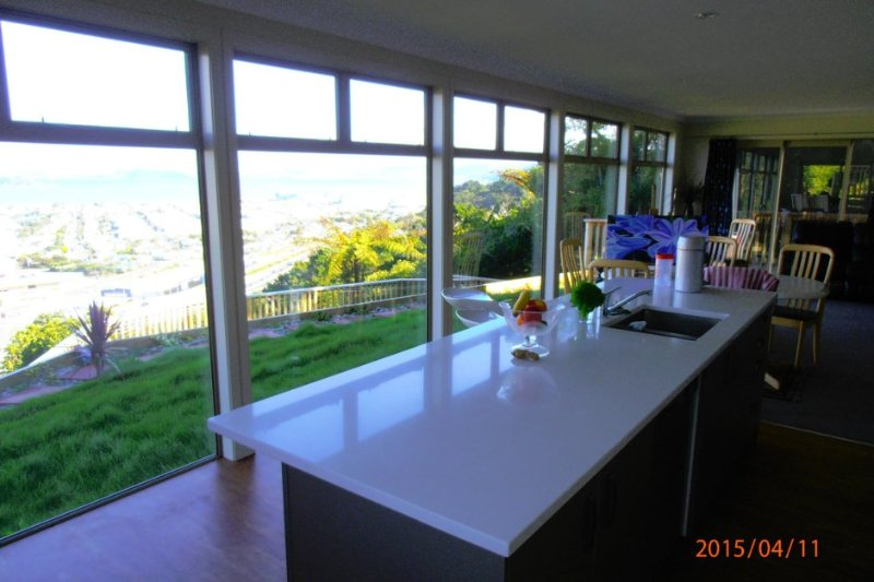 Viewtiful Guest House Executive, location de vacances à Gisborne Region