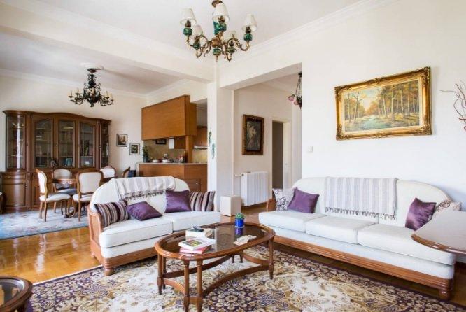 Near Center & Coastline 3 Bedroom - Large Terrace, holiday rental in Kallithea
