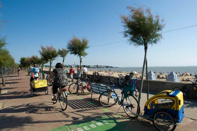 we love to cycle in this area - this is La Palmyre