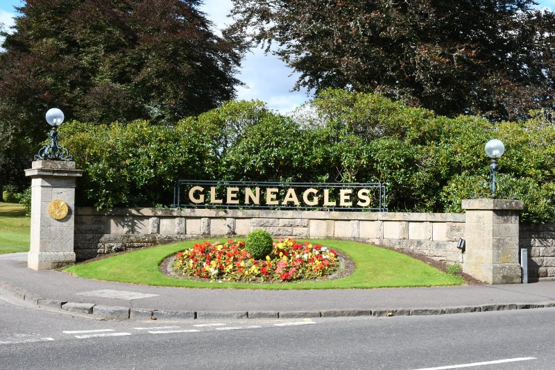Gleneagles 3 Bedroom Apartment, holiday rental in Auchterarder