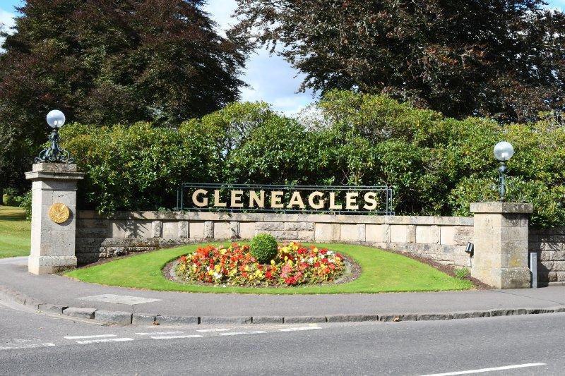Gleneagles 3 Bedroom Apartment, Ferienwohnung in Auchterarder