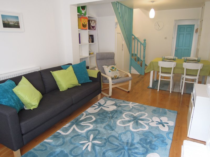 Pretty Victorian cottage in a charming setting, holiday rental in Portsmouth