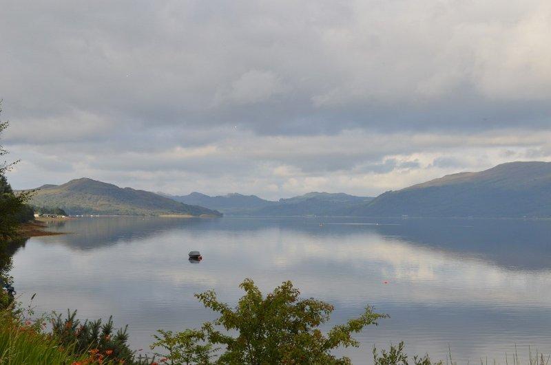 vistas Loch Fyne