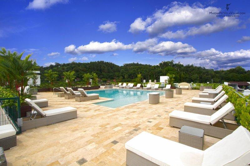 Marina Pez Vela 2 Bedroom Villas, vacation rental in Quepos