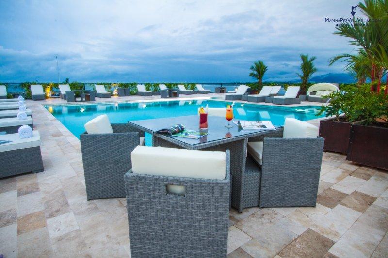Marina Pez Vela  3 Bedroom Villas, vacation rental in Quepos