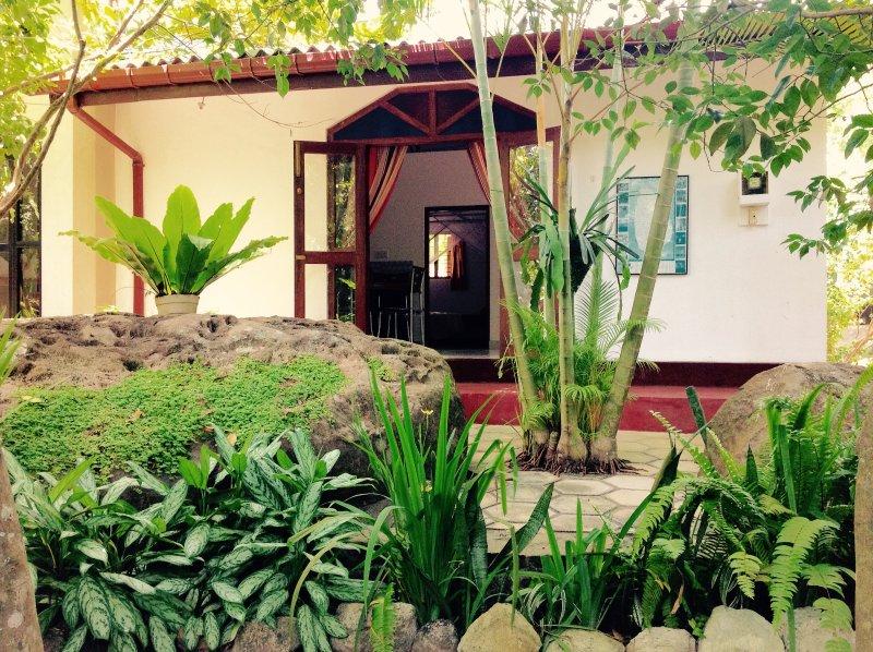 Dionis Villa: Shakti Apartment, aluguéis de temporada em Unawatuna