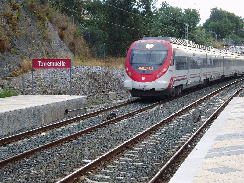 Torremuelle Train Station
