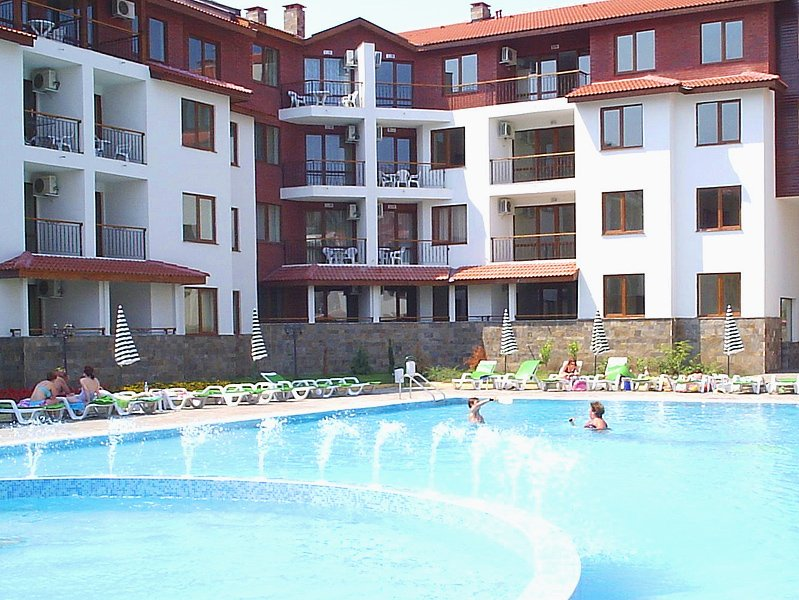 One Bedroomed Flat B41 in APOLLON 4 Complex, holiday rental in Ravda