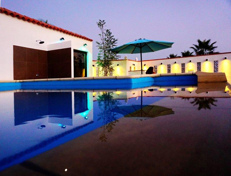 Finca Stemann Villa Pascal, holiday rental in Guia de Isora
