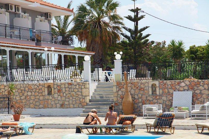 Sotiris Hotel, location de vacances à Agia Pelagia