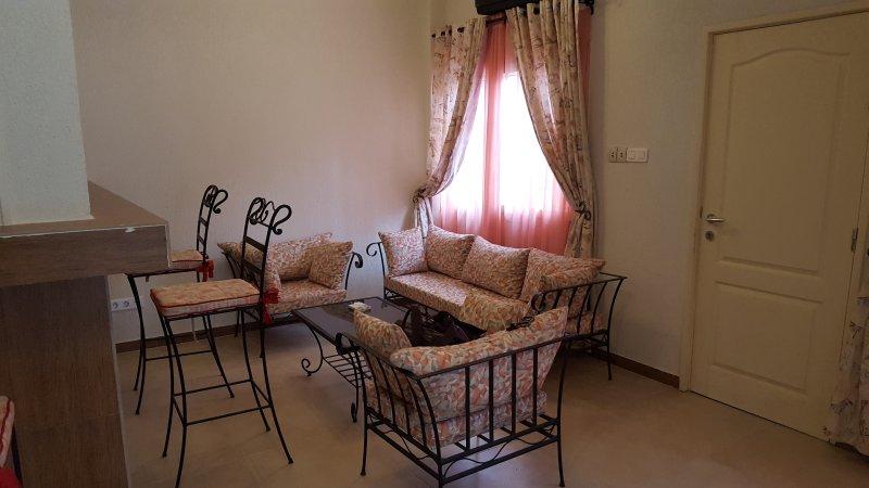 Bel Appartement Résidence NOPELI, holiday rental in Benin