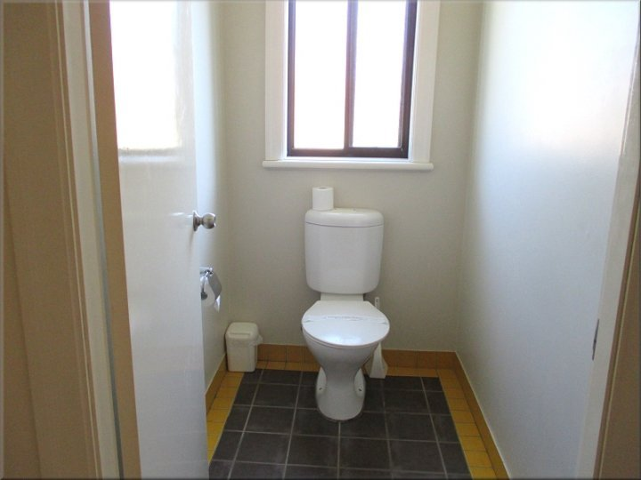 3rd Separate toilet