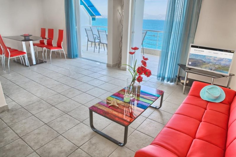Two Bedrooms Apartment with Sea View