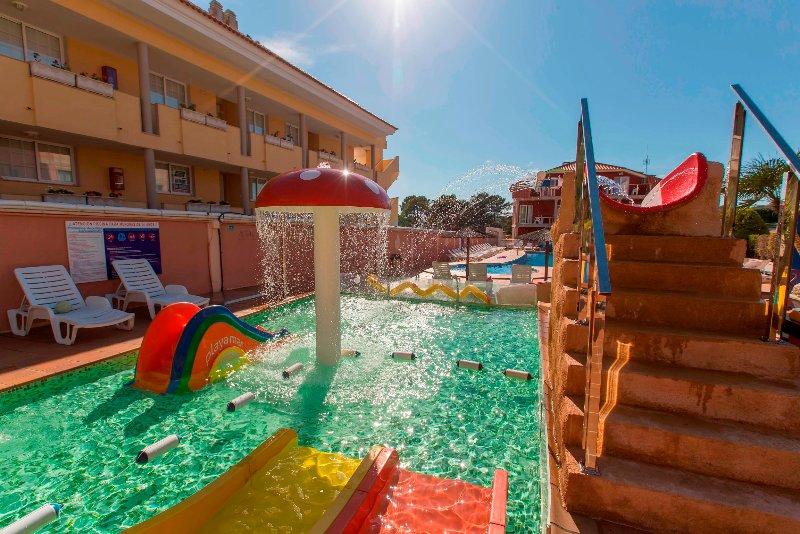 Kinderwasserpark.