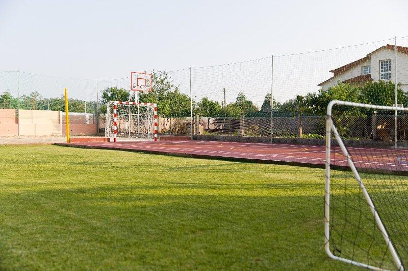 Naturrasenplatz Fußball A3.