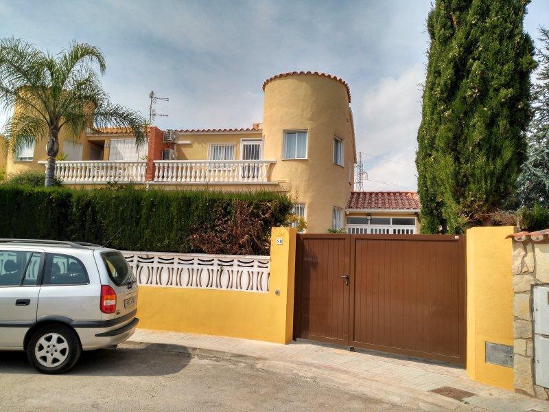 Peñiscola - Villa San Antonio 5B - Piscina privada, holiday rental in Cervera del Maestre