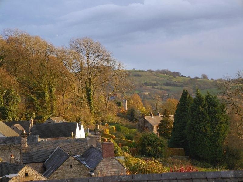 View over Little Bolehill