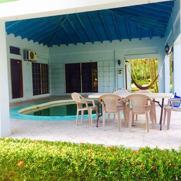 Beautiful beach house Honduras, vacation rental in Tela