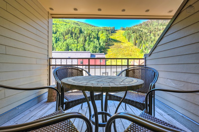 All you need to know about this condo can be seen from your private deck.