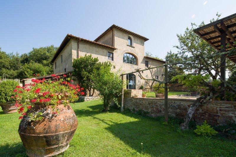 Villa la Mandragola_San Casciano Val di Pesa_1