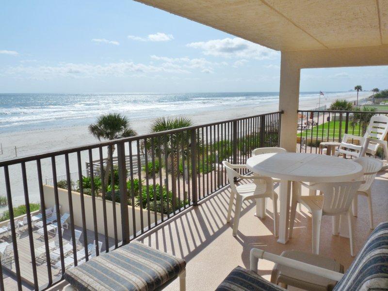 No se vista de impulsión (Vehículo libre) Playa de Gran privada balcón frente al mar