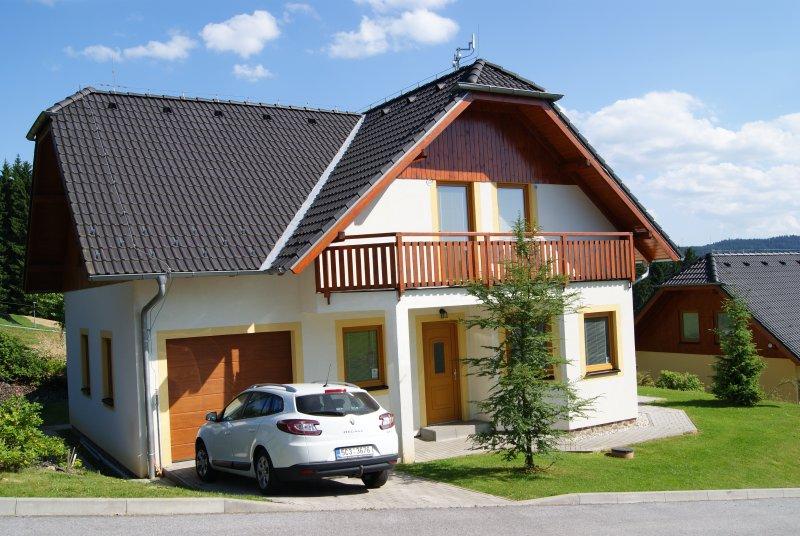 Villa Gamma op loopafstand van meer en skipiste, holiday rental in Cesky Krumlov