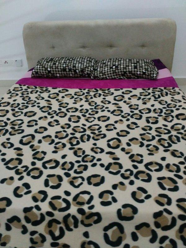 Homestay Kayangan's slaapkamer