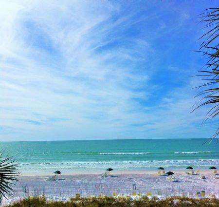 Our Private White Sand Beach