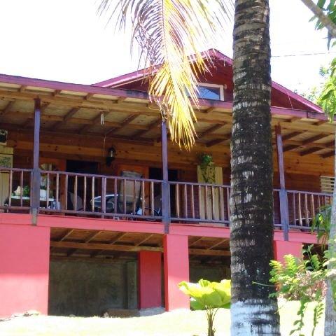 XL villa- garden of Eden and yet minutes away from  ocean, holiday rental in Hanover Parish