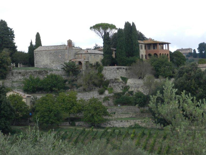 Campriano, Ferienwohnung in Ville di Corsano