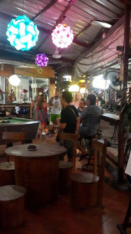 Bar & Massarge