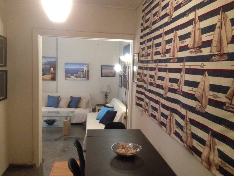 athens riviera appartment, holiday rental in Paleo Faliro