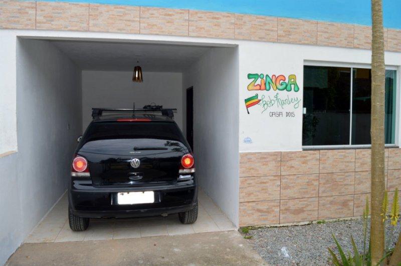 Casa Zinga bob Marley, holiday rental in Sao Joao do Rio Vermelho