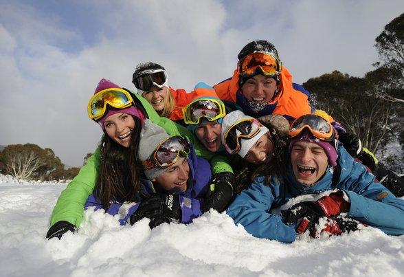 Winter Family Fun at Christmas Mountain
