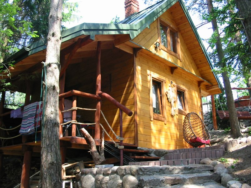 Ingielek - House by the lake, vacation rental in Jeleniewo