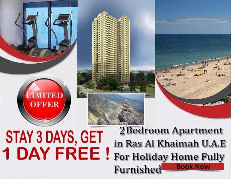 ALHAMRA VIP APARTMENTS, holiday rental in Ras Al Khaimah