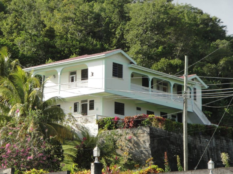 Stowe Ocean vista, holiday rental in Soufriere