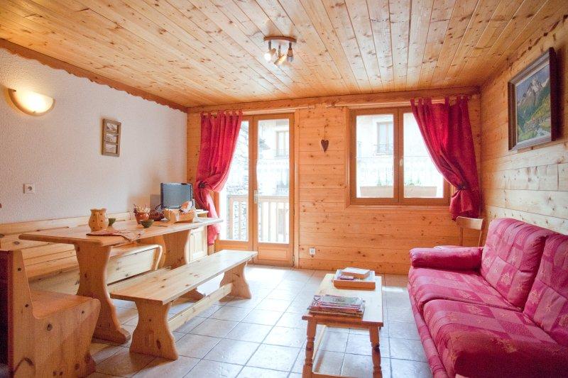 location chalet station village savoie, vacation rental in Bessans