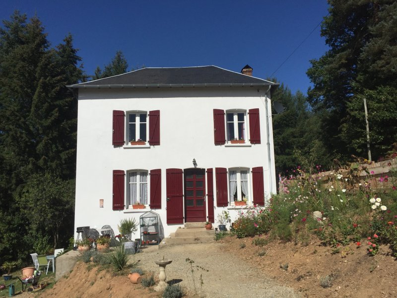 Chateau de reves, holiday Apartment, vacation rental in Saint-Julien-le-Petit