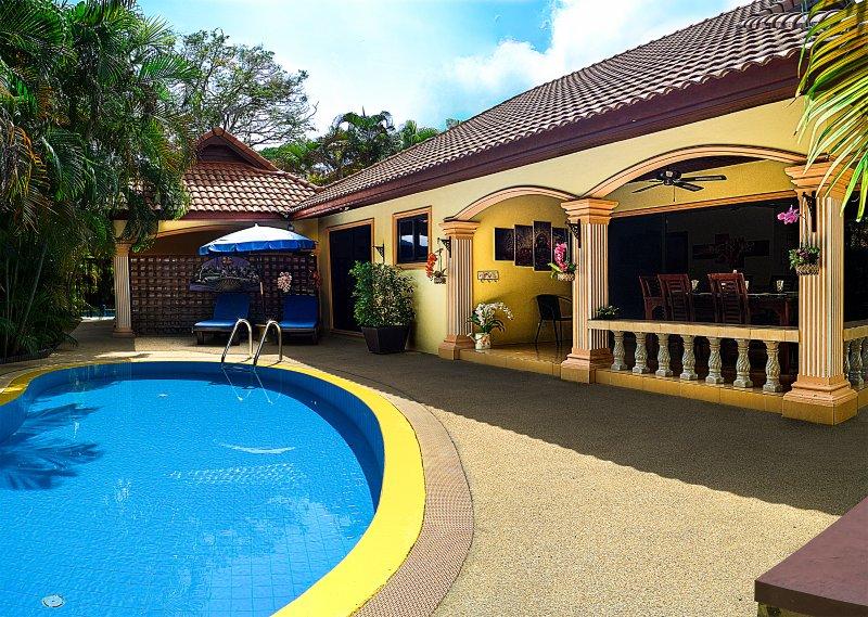 Coconut Paradise Villa