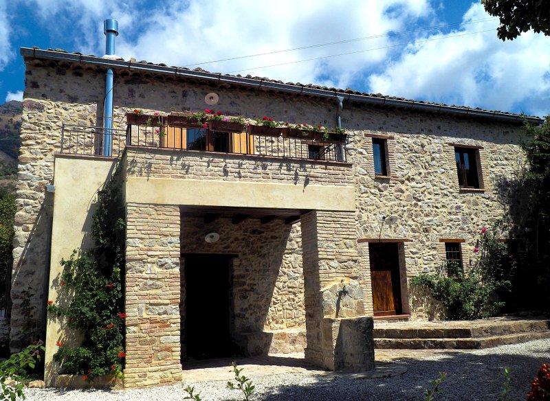 Villa Verde, holiday rental in Villalba