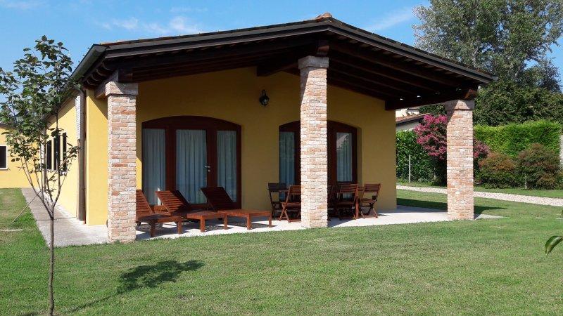 the porch of Chiara