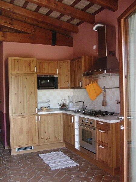 a cozinha de Chiara