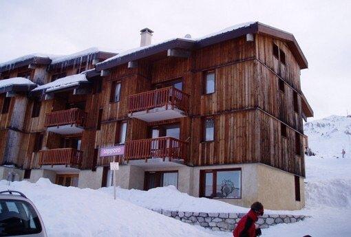 Plagne village duplex pied des pistes 8 couchages, vacation rental in Macot-la-Plagne