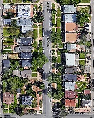 Denver city yet Residential Neighborhood
