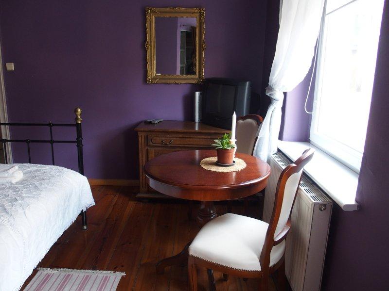 slaapkamer Purple