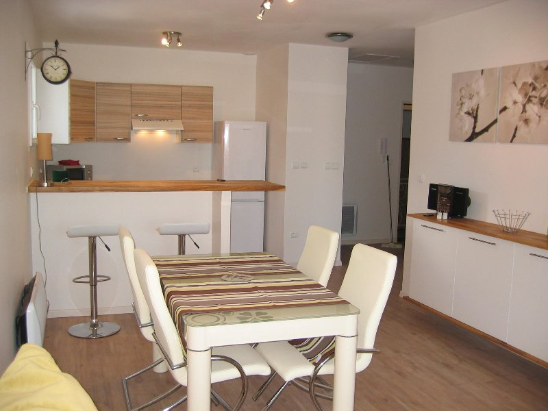 Appartement Type 2 - 2 à 4 personnes, location de vacances à La Barthe-de-Neste