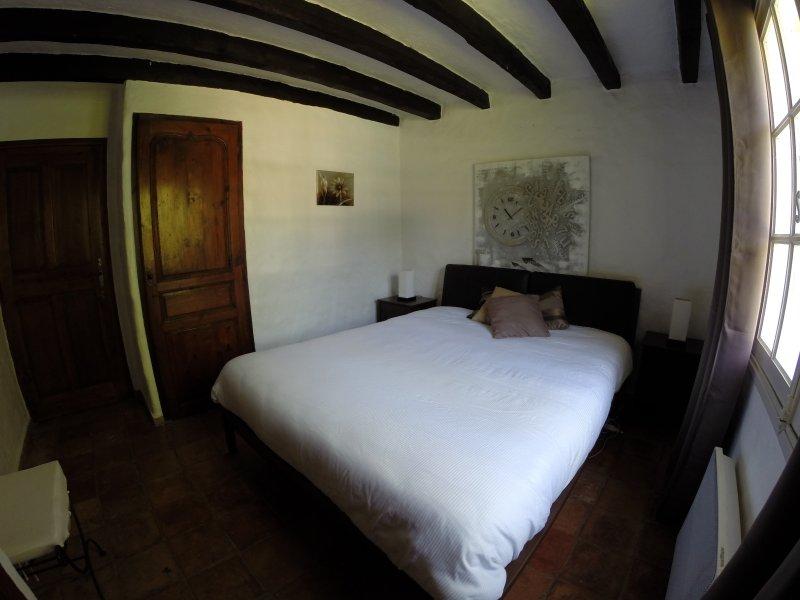 tweede grote slaapkamer